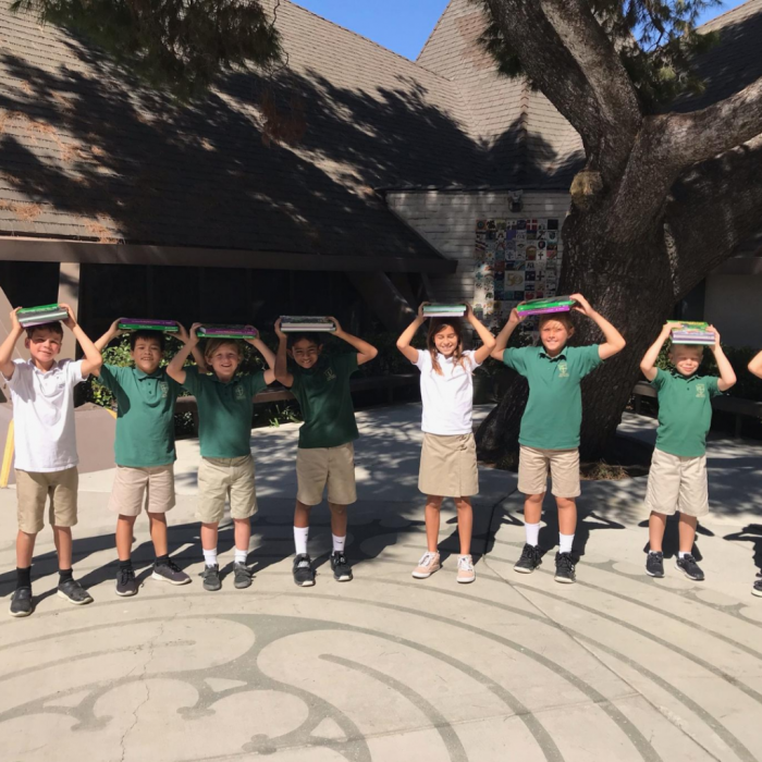 Learning is fun at Thousand Oaks Private Elementary School